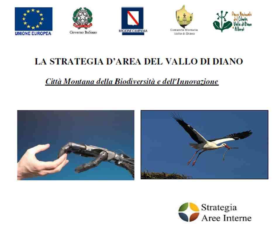 Strategia nazionale aree interne - Strategia d area del vallo di diano